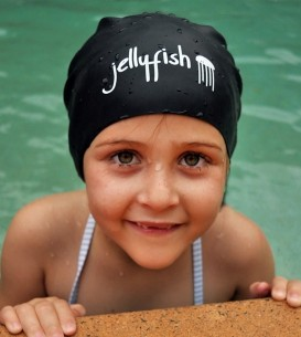 Junior Long Hair Swim Cap