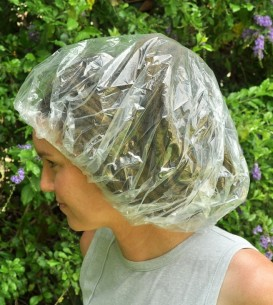 Shower Cap 3 pck