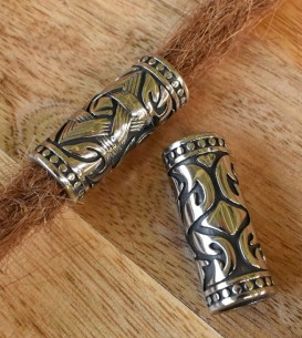 2 x Tribal Stainless Steel...