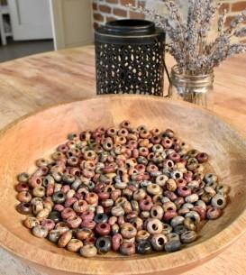 5 x Jasper Beads