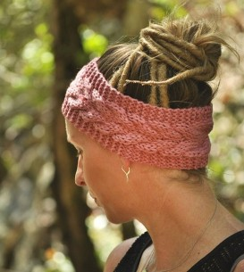 Chunky Knit Head Band