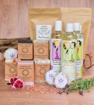 Dread Shampoo - Organic shampoo for dreadlocks by Dread Empire