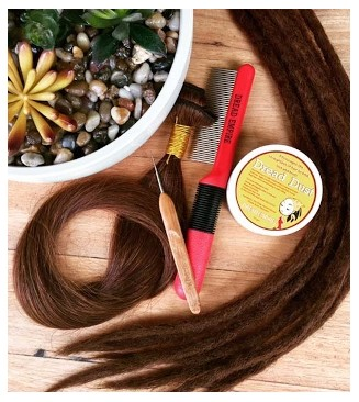 DIY Human Hair Extensions